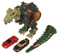 Picture of Predacon with Skid-Z and Side Burn