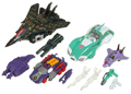 Fractyl with Scorponok and Lifeline with... Image