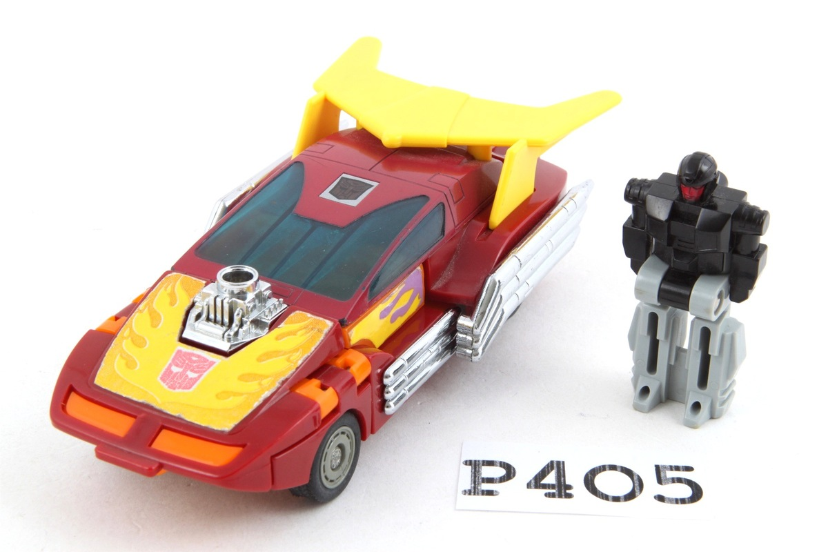 Transformers G1 Targetmaster Hot Rod Price [Targetmasters]