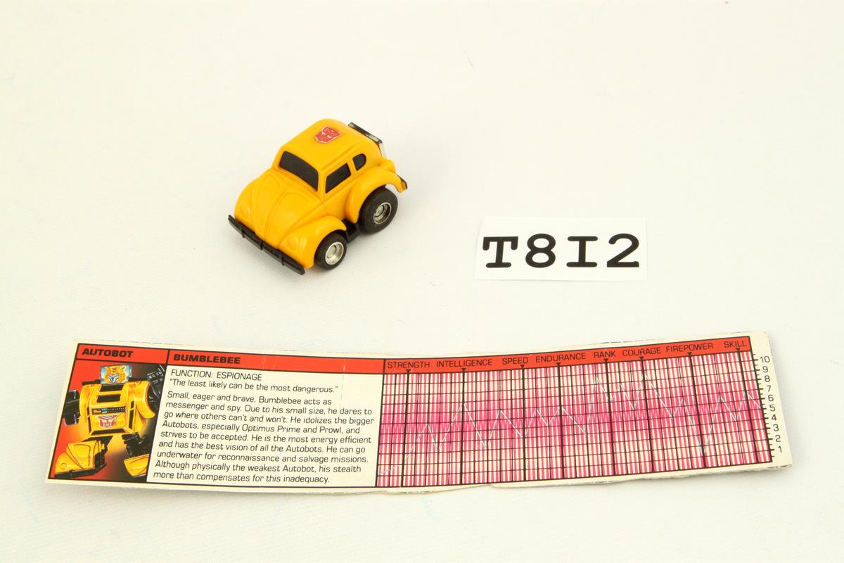transformers g1 bumblebee price minivehicles