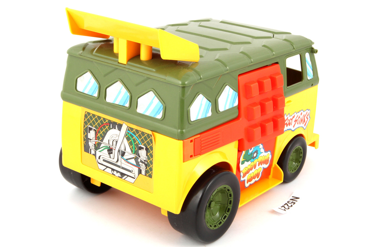 lego ninja turtle party wagon instructions