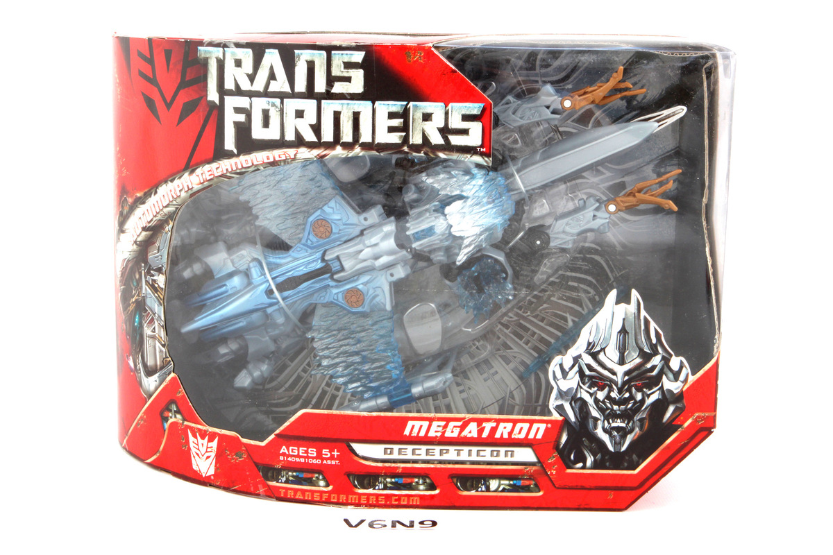 Megatron sealed Voyager Movie  Transformers  garantito