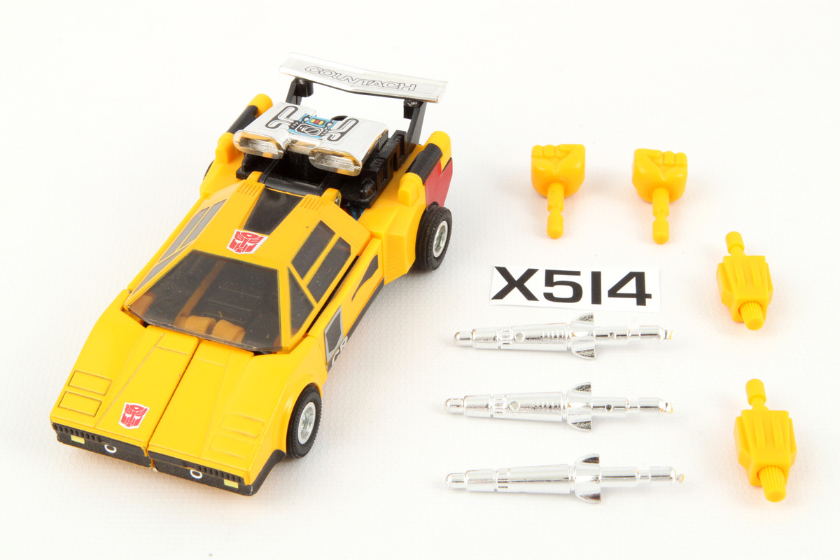 Transformers G1 Sunstreaker Price [Autobot Cars]
