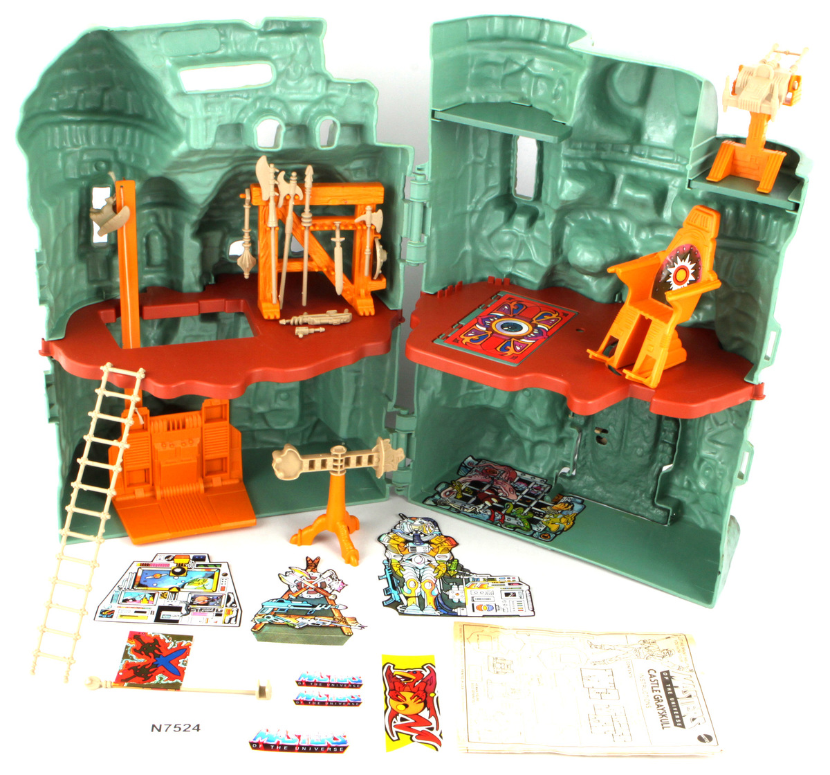 Masters Of The Universe Castle Grayskull Price Playset