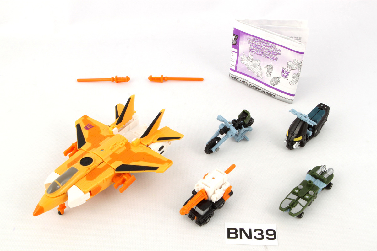 Transformers Universe Sunstorm missile C9