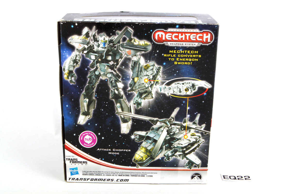 Transformers Dark of the Moon Skyhammer complet Mechtech DOTM Voyager