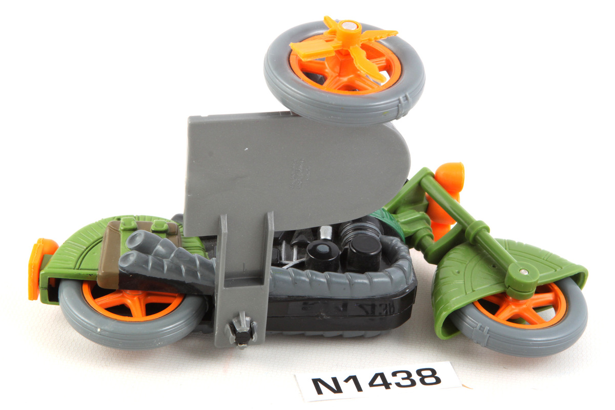 Teenage Mutant Ninja Turtles 1989 Turtlecycle complet C-8