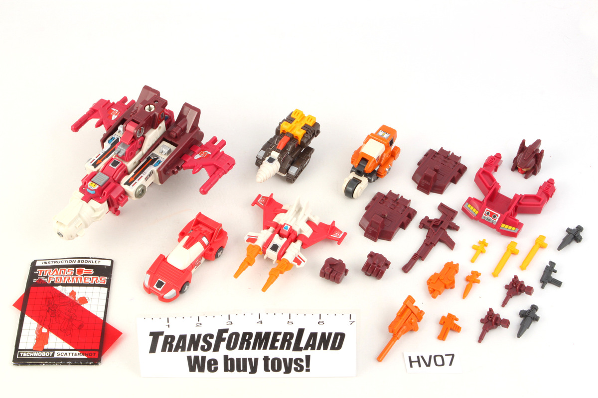 G1 AUTOBOT TECHNOBOTS REPRO LABELS STICKERS TRANSFORMERS GENERATION 1