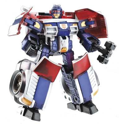 Red transformer name